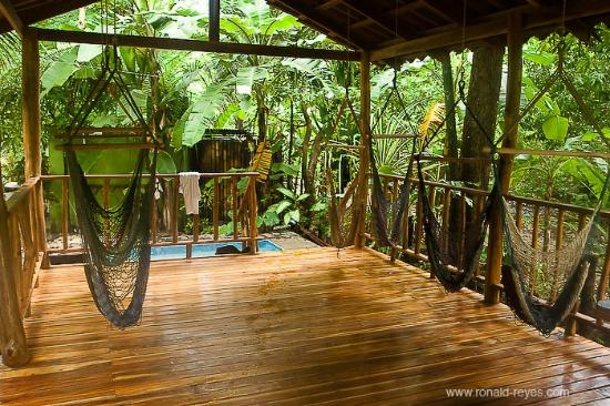 Yoga Studio At The Jungle House Vacation Al On Beach In Playa Santa Teresa Costa
