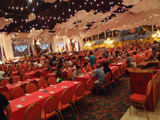 Phuket FantaSea: Buffet Dining Hall