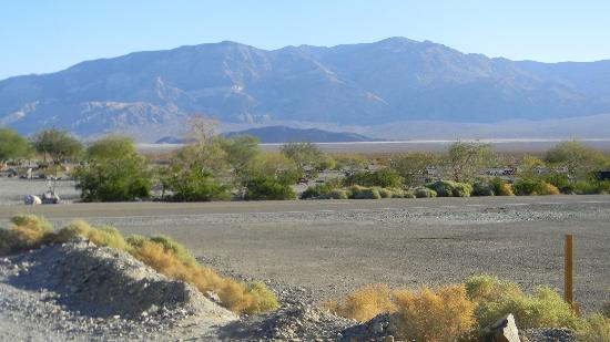 Panamint Springs Resort: The desert
