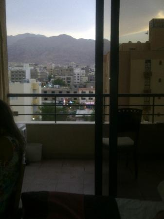 Days Inn Hotel Aqaba: Nice view from the Room