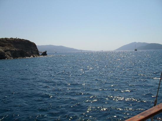 Turihan Hotel: Boat Trip