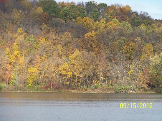 Salt Fork Lodge and Conference Center: View on a Trail