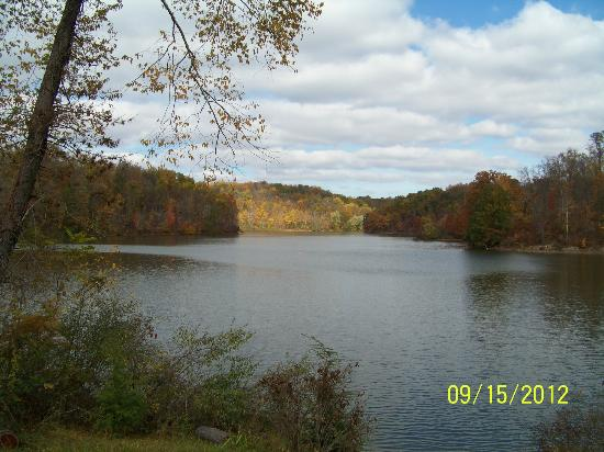 Salt Fork Lodge and Conference Center: From Trail