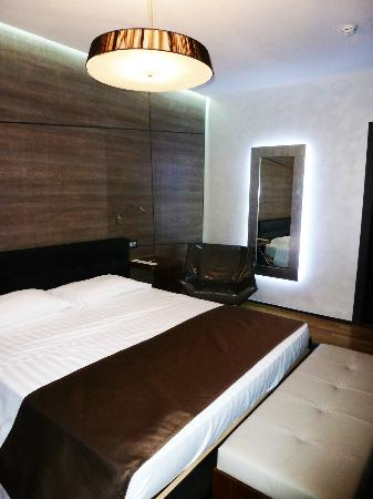 Berg Luxury Hotel: 3rd Floor – Basic King Room
