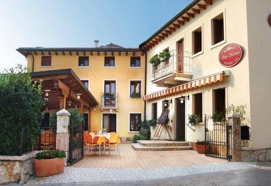 Schio, Italy: Esterno trattoria
