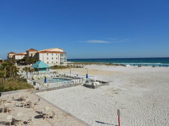 Days Inn Pensacola Beachfront: vieuw 2