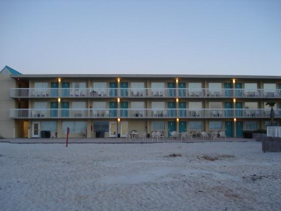 Days Inn Pensacola Beachfront: vieuw 1