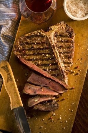 Grub Steak Restaurant: Porterhouse Steak