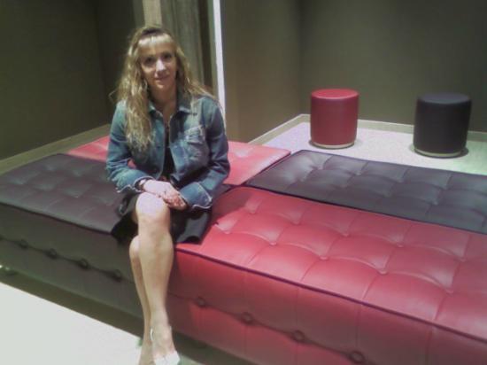 Albergo Angela: Salone Sensoriale