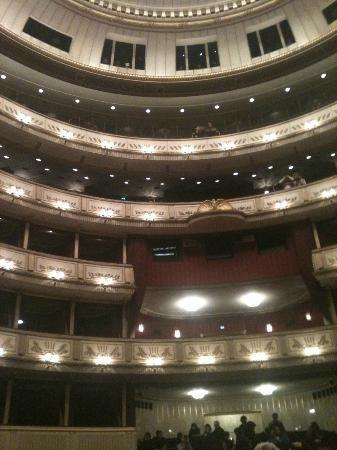 Hotel Sacher Wien: une soirée à l'opéra... juste en face