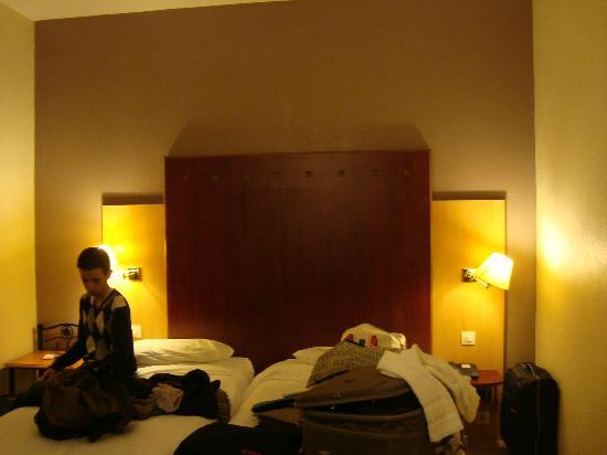 Hotel des Arts Bastille: Suite