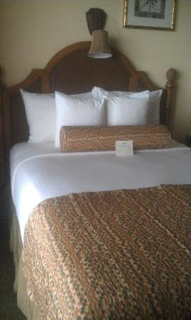 Bilmar Beach Resort : Very comfy bed