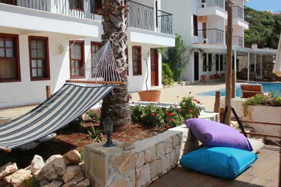 Mavilim Hotel: Lugar de descanso, y también para almorzar