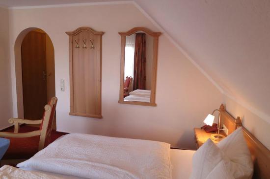 Hotel Zur Igelstadt: Kamer