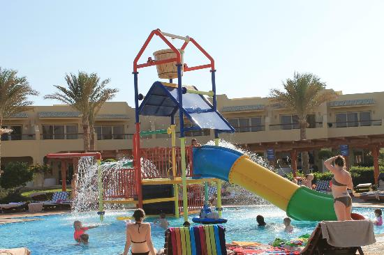 Coral Sea Holiday Village: Kids splash pool