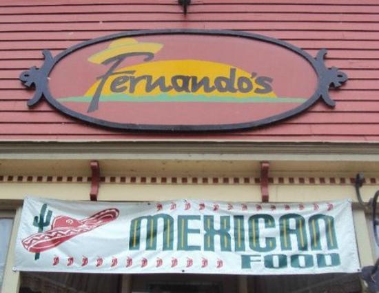 Fernanado's: Fernando's