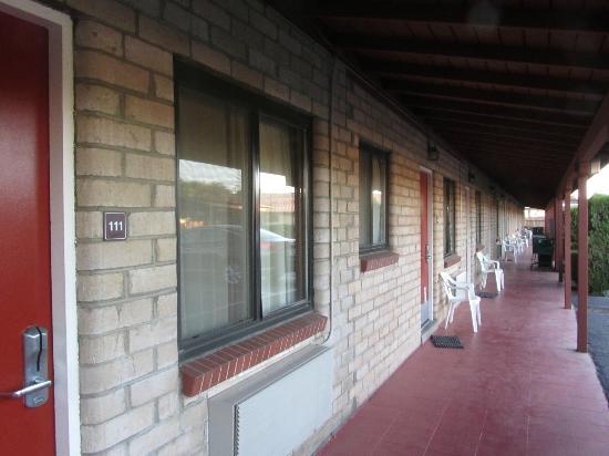 Kaweah Motel: Esterno 