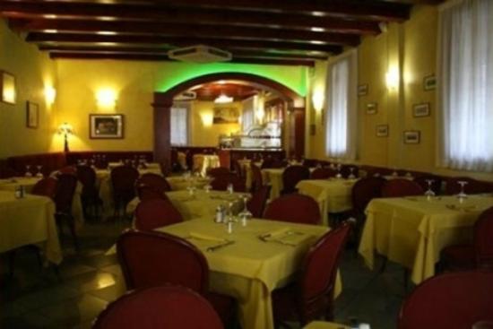 La Griglia : interno del ristorante