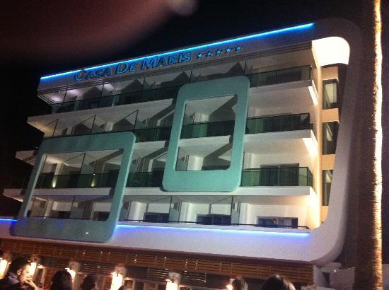 Casa De Maris Spa & Resort Hotel: hotel