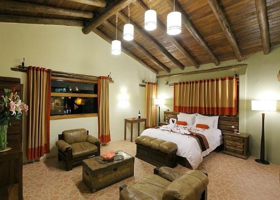 Hotel La Cabana Machu Picchu : HABITACION SUITE JUNIOR