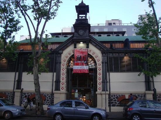 Hotel Klee: Mercado de Los Artesanos