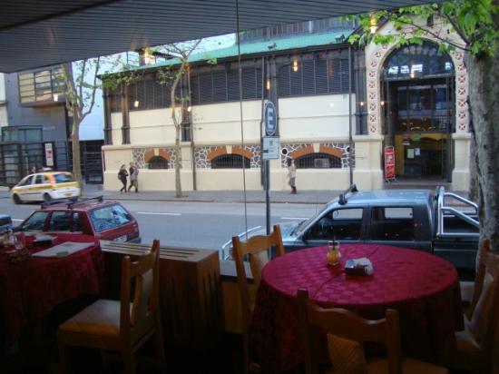 Hotel Klee: Restaurante