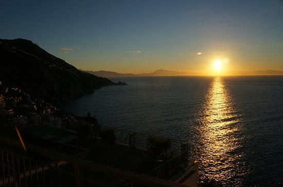 Hotel Margherita: Sunrise