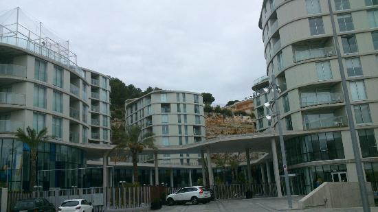 Agora Spa & Resort: VISTA GENERAL DEL HOTEL