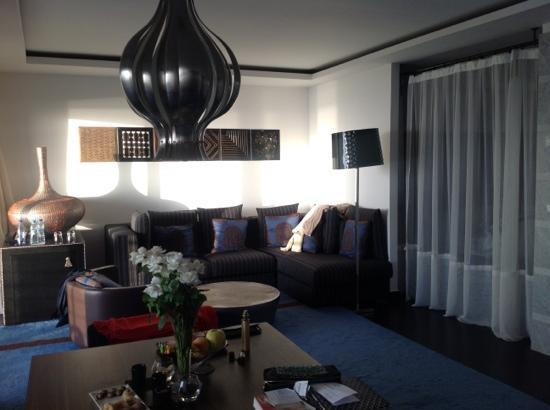 Sofitel Agadir Thalassa Sea & Spa : Suite