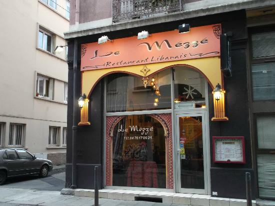 Picture of restaurant libanais le mezze grenoble tripadvisor - Restaurant le garage grenoble ...