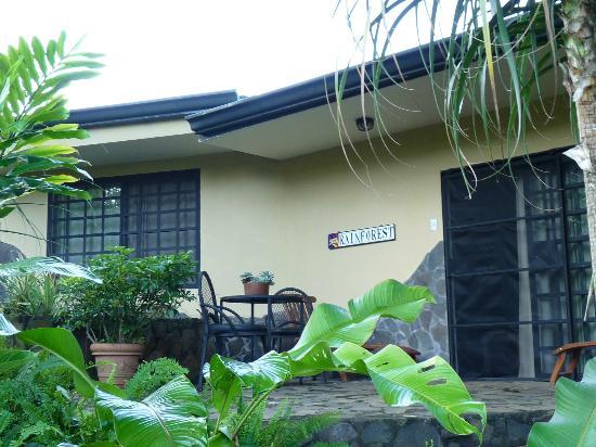 Pura Vida Hotel : Rainforest casita