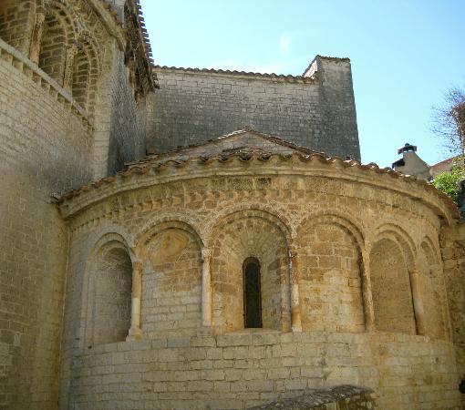 Abbaye Saint Guilhem Le Desert