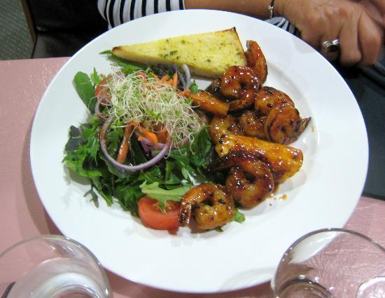 gastronomics: tiger prawns