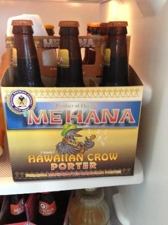 Mehana Brewing Company : Hawai'ian Crow Porter :)