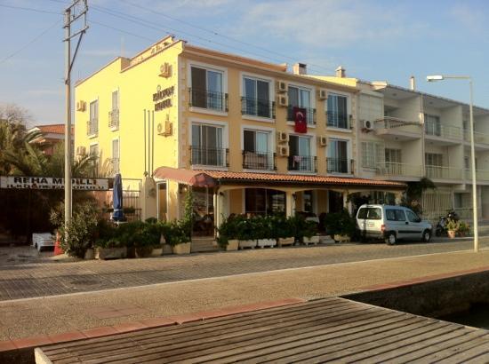 Foca Yali Hotel: kalyon otel