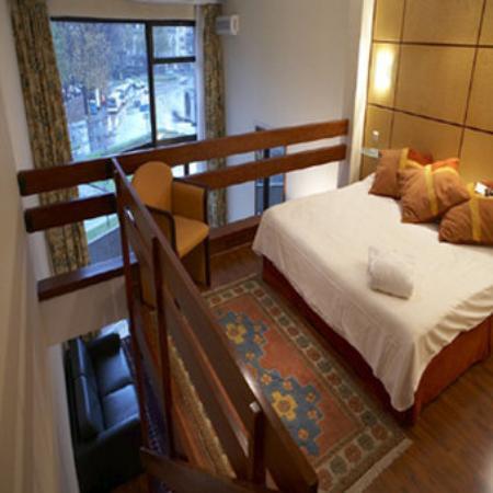 B-aparthotel Montgomery : Duplex Apartment