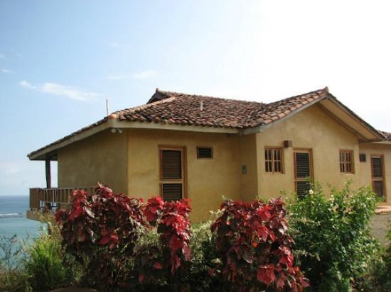 Deep Coral Villas at Los Buzos: Two-bedroom hillside villa