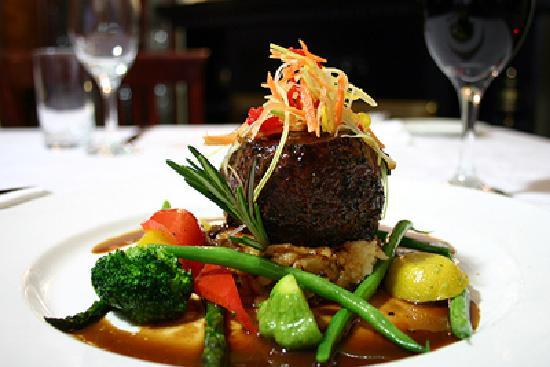 La Maquette : Beef tenderloin