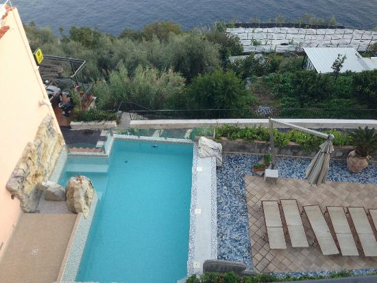 Hotel Margherita : pool