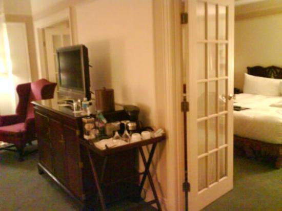 Fairmont Hotel Vancouver: Room