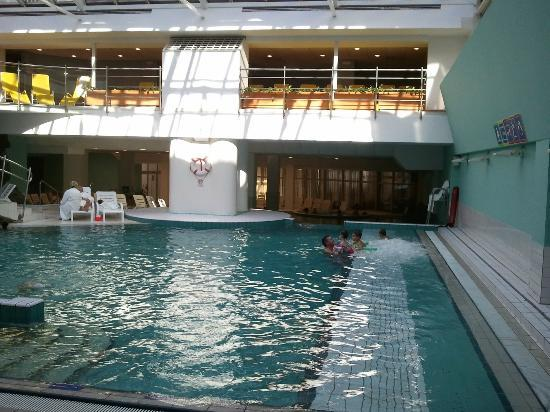 Hotel Slovenija - LifeClass Hotels & Spa: Piscina con acqua termominerale