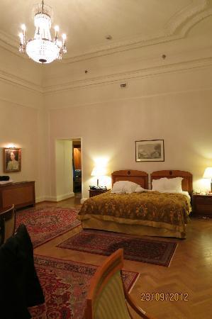 Belmond Grand Hotel Europe: Habitación del Grand Hotel Europe