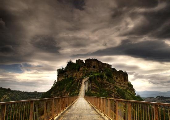 Civita di Bagnoregio, Italia: CIVITA