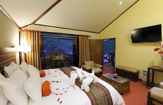 Hotel La Cabana Machu Picchu: SUITE SUPERIOR