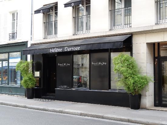 Pav de merlu de ligne r ti riz carnaroli acquarello jus for Restaurant la salle a manger paris
