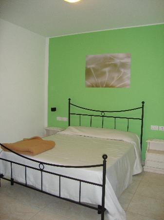 Casolare Azzurro (camere)