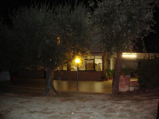 Casolare Azzurro (camere): esterno