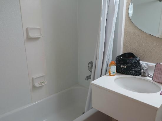 Breezy Palms Resort: Salle de bains