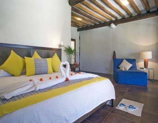 Las Nubes De Holbox: Guest Room