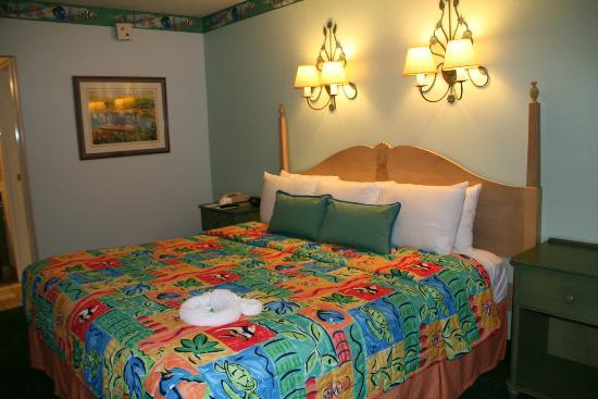 king size bed room picture of disney s caribbean beach resort rh tripadvisor com